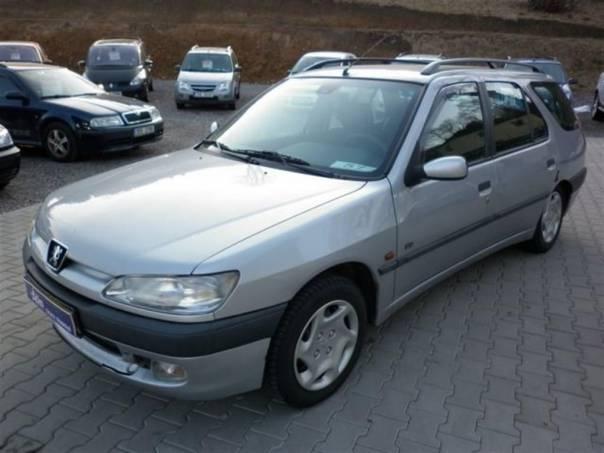 Peugeot 306 1,6i, foto 1 Auto – moto , Automobily | spěcháto.cz - bazar, inzerce zdarma