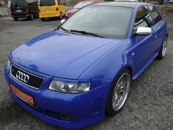 Audi S3 1.8 T 154 kW QUATTRO, foto 1 Auto – moto , Automobily   spěcháto.cz - bazar, inzerce zdarma