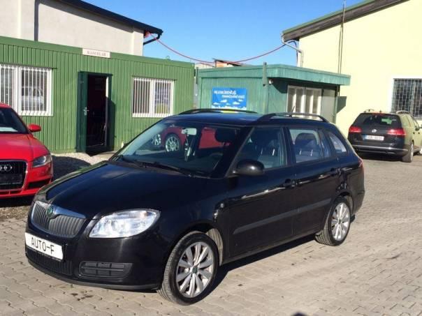 Škoda Fabia 1,2i 44 kW, klima, foto 1 Auto – moto , Automobily | spěcháto.cz - bazar, inzerce zdarma