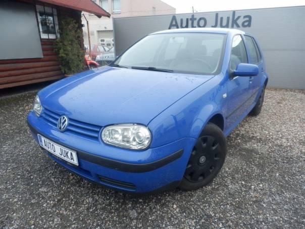 Volkswagen Golf IV-1.6i,serv.kniha ČR., foto 1 Auto – moto , Automobily | spěcháto.cz - bazar, inzerce zdarma