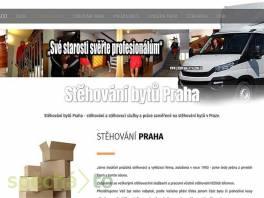 Stěhování domácností - stěhování nábytku Praha , Obchod a služby, Přeprava, stěhování  | spěcháto.cz - bazar, inzerce zdarma