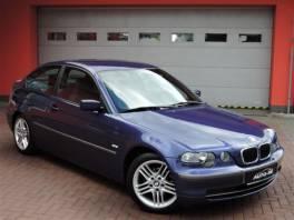 BMW Řada 1 316Ti COMPACT DIGI KLIMA  , Auto – moto , Automobily  | spěcháto.cz - bazar, inzerce zdarma