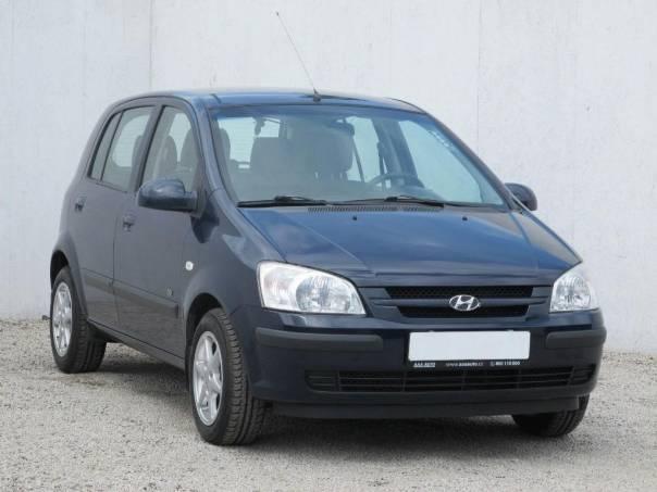 Hyundai Getz 1.5 CRDi, foto 1 Auto – moto , Automobily | spěcháto.cz - bazar, inzerce zdarma