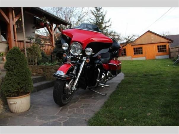 FLHTK Elektra ultra limited103, foto 1 Auto – moto , Motocykly a čtyřkolky | spěcháto.cz - bazar, inzerce zdarma