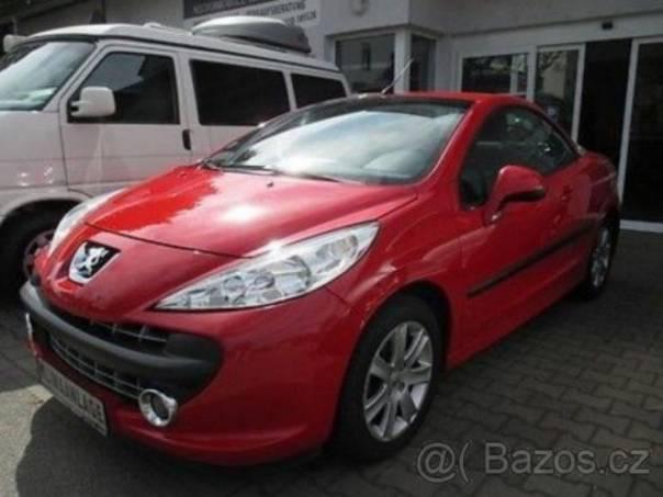 Peugeot 207 1.6 VTi Sport CABRIO, foto 1 Auto – moto , Automobily | spěcháto.cz - bazar, inzerce zdarma