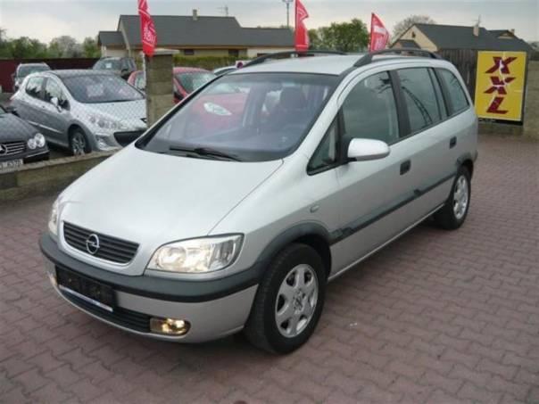 Opel Zafira 1,8 16V 92KW KLIMA, foto 1 Auto – moto , Automobily | spěcháto.cz - bazar, inzerce zdarma