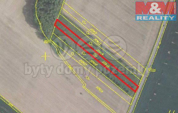 Prodej pozemku, Hrotovice, foto 1 Reality, Pozemky | spěcháto.cz - bazar, inzerce