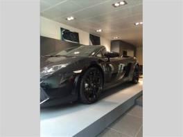 Lamborghini Gallardo 5.2 LP 550-2 Spyder