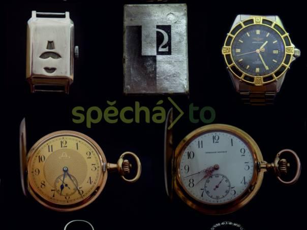 93401113738 Koupím staré náramkové a kapesní hodinky (IWC