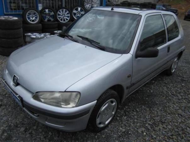 Peugeot 106 1.0i EKO UHRAZENO, foto 1 Auto – moto , Automobily   spěcháto.cz - bazar, inzerce zdarma