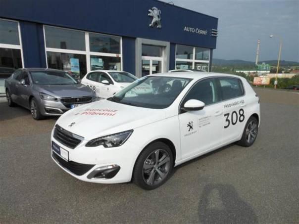 Peugeot 308 ALLURE  1.6 BlueHDI 110k -DEMO, foto 1 Auto – moto , Automobily | spěcháto.cz - bazar, inzerce zdarma