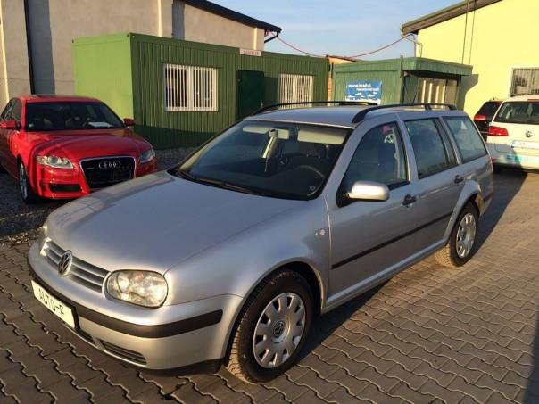 Volkswagen Golf 1,9 TDI 74 kW, klima, foto 1 Auto – moto , Automobily | spěcháto.cz - bazar, inzerce zdarma
