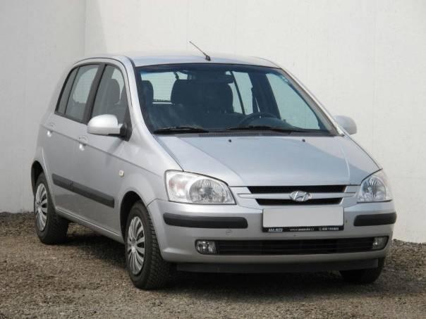Hyundai Getz 1.1, foto 1 Auto – moto , Automobily | spěcháto.cz - bazar, inzerce zdarma