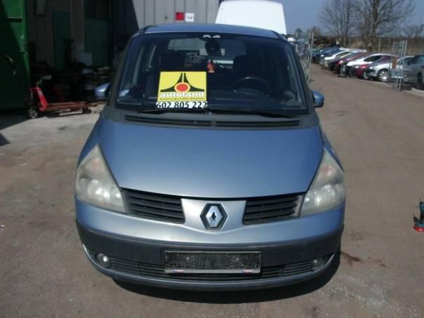 Renault Espace 2,2, foto 1 Náhradní díly a příslušenství, Ostatní | spěcháto.cz - bazar, inzerce zdarma