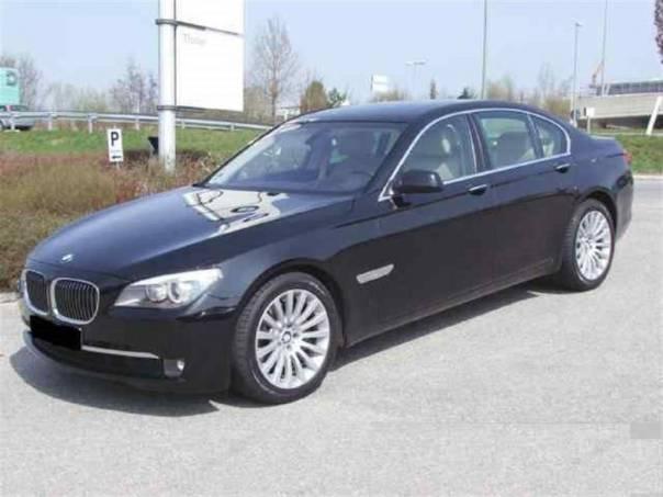 BMW Řada 7 3,0 Lim - NOVÝ MODEL, foto 1 Auto – moto , Automobily | spěcháto.cz - bazar, inzerce zdarma
