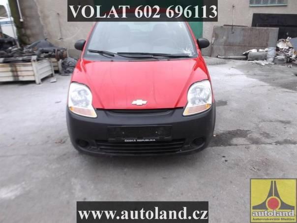 Chevrolet Spark 0,8, foto 1 Náhradní díly a příslušenství, Ostatní | spěcháto.cz - bazar, inzerce zdarma
