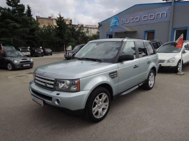 Land Rover Range Rover Sport 2.7 TDV6 HSE ČR, foto 1 Auto – moto , Automobily | spěcháto.cz - bazar, inzerce zdarma