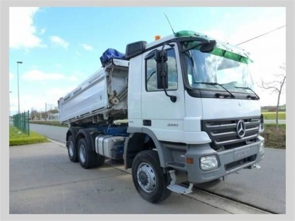 ACTROS 3341 6x6 3S, foto 1 Užitkové a nákladní vozy, Nad 7,5 t | spěcháto.cz - bazar, inzerce zdarma
