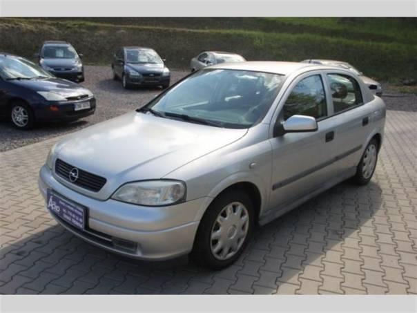 Opel Astra 1,8i, foto 1 Auto – moto , Automobily | spěcháto.cz - bazar, inzerce zdarma