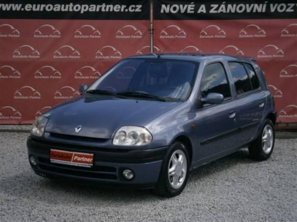 Renault Clio 1.9 dTi 5 dv. ROAD KLIMA, foto 1 Auto – moto , Automobily | spěcháto.cz - bazar, inzerce zdarma