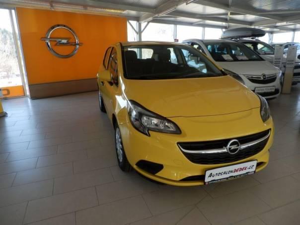 Opel Corsa NOVÝ MODEL HB5 SELECTION 1,2 16V EC, foto 1 Auto – moto , Automobily | spěcháto.cz - bazar, inzerce zdarma