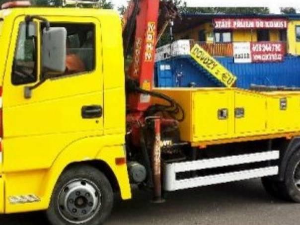 Nissan  , foto 1 Užitkové a nákladní vozy, Nad 7,5 t | spěcháto.cz - bazar, inzerce zdarma