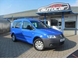 Volkswagen Caddy 1.6 Life, 7 MÍST,Klima  Comfor , Auto – moto , Automobily  | spěcháto.cz - bazar, inzerce zdarma