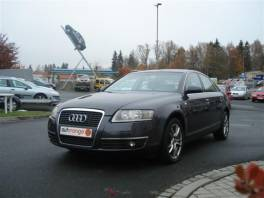 Audi A6 2,7 TDi S LINE man.převodovka