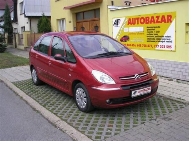Citroën Xsara Picasso 1,6 HDI 80KW KLIMA, foto 1 Auto – moto , Automobily | spěcháto.cz - bazar, inzerce zdarma