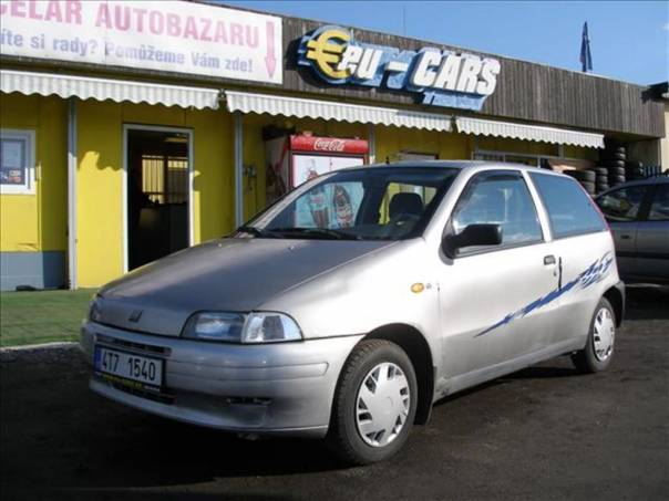 Fiat Punto 1,2, foto 1 Auto – moto , Automobily | spěcháto.cz - bazar, inzerce zdarma