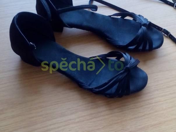 b47aa663311 Dámské taneční boty