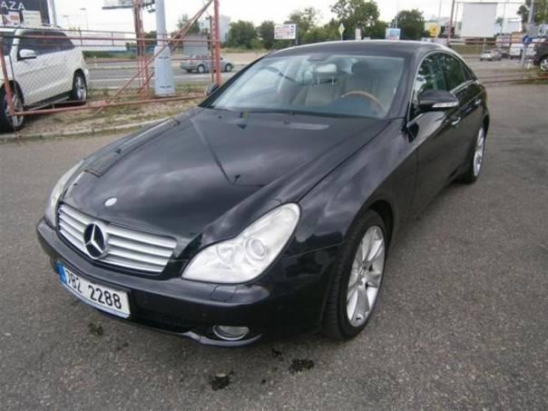 Mercedes-Benz Třída CLS 350  V6  200 kW, foto 1 Auto – moto , Automobily | spěcháto.cz - bazar, inzerce zdarma