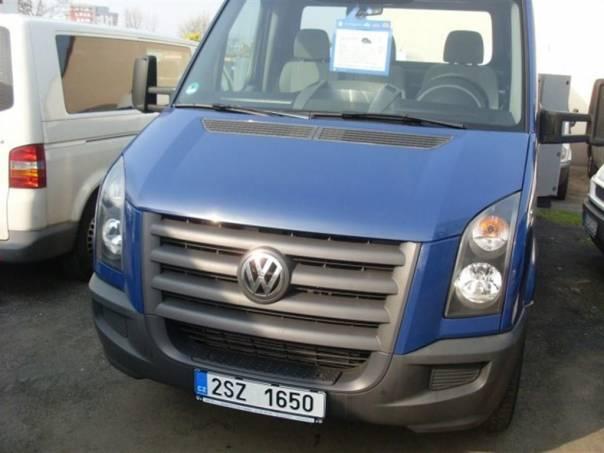 Volkswagen Crafter 2.5 TDi, Valník Extra Long, foto 1 Užitkové a nákladní vozy, Do 7,5 t | spěcháto.cz - bazar, inzerce zdarma