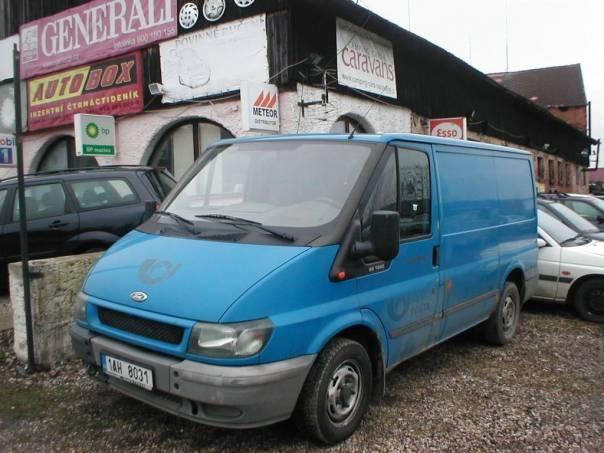 Ford Transit 260 S, foto 1 Užitkové a nákladní vozy, Do 7,5 t | spěcháto.cz - bazar, inzerce zdarma