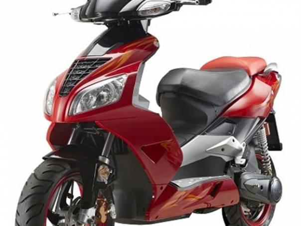 KENTOY VIRON 125ccm 4T, foto 1 Auto – moto , Motocykly a čtyřkolky | spěcháto.cz - bazar, inzerce zdarma
