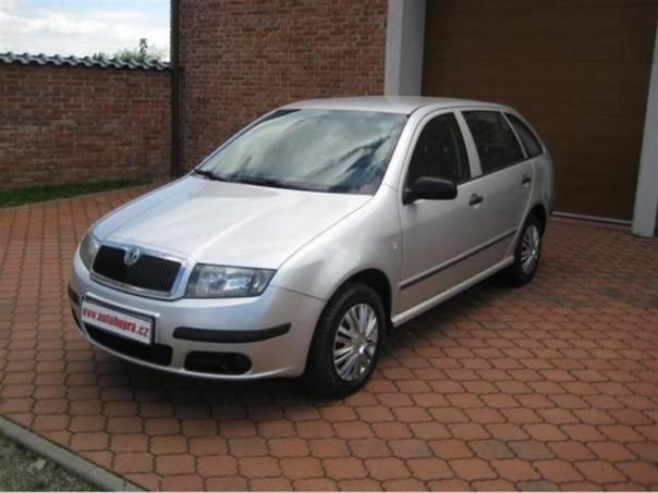 Škoda Fabia 1.2 HTP 12V KOMBI NOVÉ V ČR, foto 1 Auto – moto , Automobily | spěcháto.cz - bazar, inzerce zdarma