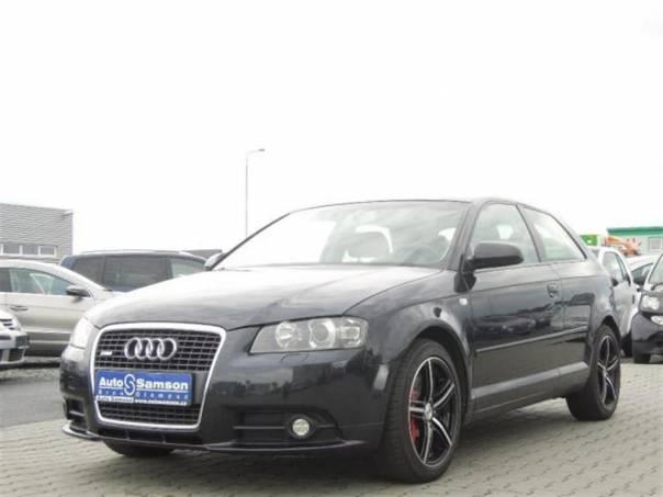 Audi A3 3,2 VR6 *S-line*TOP STAV*, foto 1 Auto – moto , Automobily | spěcháto.cz - bazar, inzerce zdarma