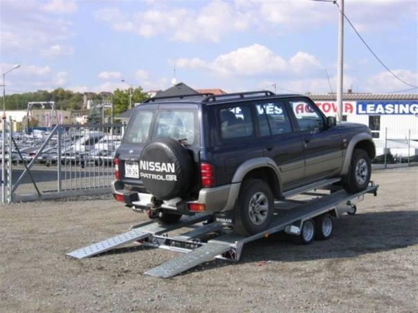KAR 09 2,0T 10 4,00/1,95-5, foto 1 Užitkové a nákladní vozy, Přívěsy a návěsy | spěcháto.cz - bazar, inzerce zdarma