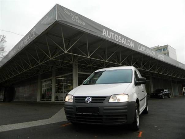 Volkswagen Caddy 2.0 SDI, foto 1 Užitkové a nákladní vozy, Do 7,5 t | spěcháto.cz - bazar, inzerce zdarma
