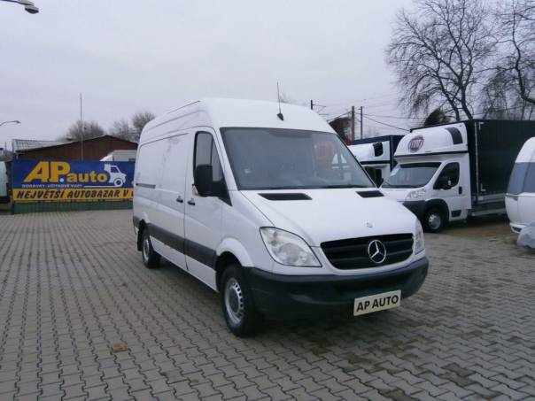 Mercedes-Benz Sprinter 209CDI L2H2 2.2CDI CD SERVISKA, foto 1 Užitkové a nákladní vozy, Do 7,5 t | spěcháto.cz - bazar, inzerce zdarma