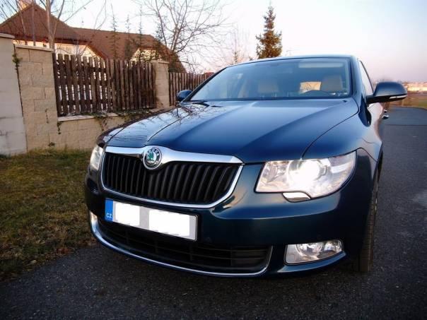 Škoda Superb II 3,6 exclusive.DSG,serviska,park.as, foto 1 Auto – moto , Automobily   spěcháto.cz - bazar, inzerce zdarma