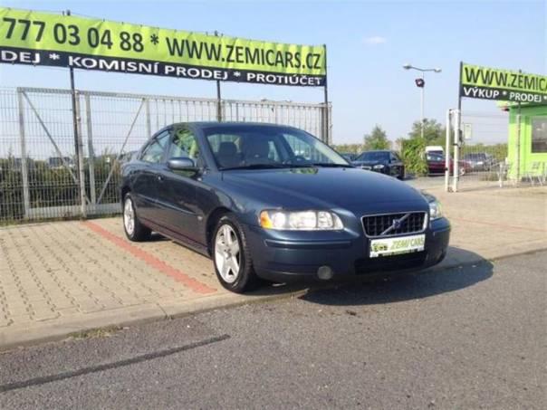 Volvo S60 2.4 D5, AUTOMAT, 120KW, foto 1 Auto – moto , Automobily | spěcháto.cz - bazar, inzerce zdarma