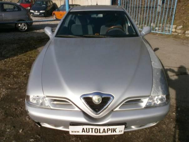 Alfa Romeo 166 2,4JTD, foto 1 Auto – moto , Automobily | spěcháto.cz - bazar, inzerce zdarma