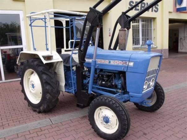 Ford 2000, foto 1 Pracovní a zemědělské stroje, Zemědělské stroje | spěcháto.cz - bazar, inzerce zdarma
