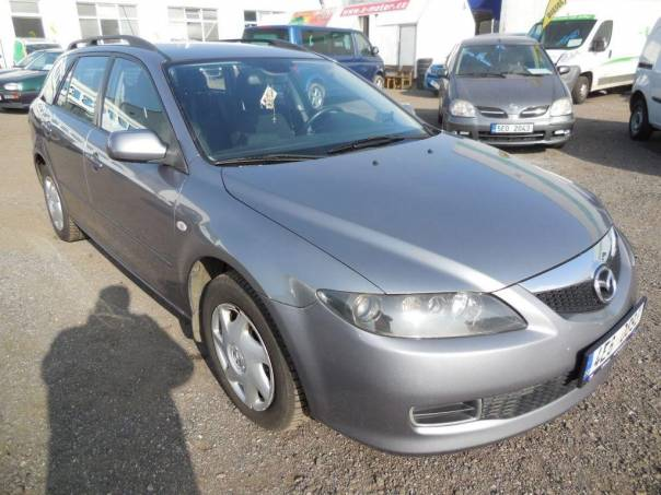 Mazda 6 2.0/ 105 kW, foto 1 Auto – moto , Automobily | spěcháto.cz - bazar, inzerce zdarma