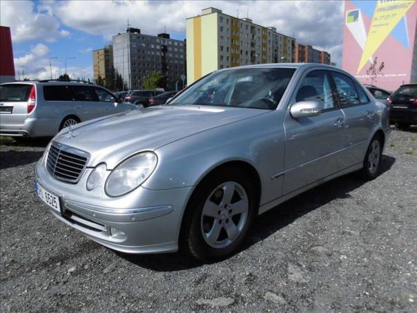 Mercedes-Benz Třída E 2,7   E 270 CDI AVANTGARDE PŮVOD ČR, foto 1 Auto – moto , Automobily | spěcháto.cz - bazar, inzerce zdarma