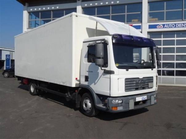 TGL 12.240 skříň, foto 1 Užitkové a nákladní vozy, Nad 7,5 t | spěcháto.cz - bazar, inzerce zdarma