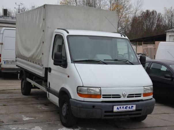 Renault Master 2.2 DCi valnik-plachta, foto 1 Užitkové a nákladní vozy, Do 7,5 t | spěcháto.cz - bazar, inzerce zdarma