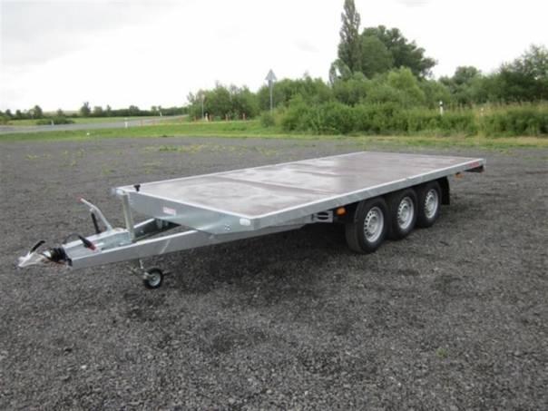 DN 3,5T B3 5,00/2,20 - 8, foto 1 Užitkové a nákladní vozy, Přívěsy a návěsy | spěcháto.cz - bazar, inzerce zdarma