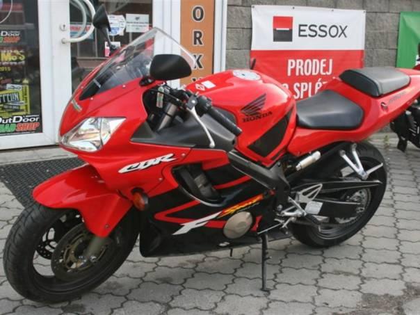 Honda CBR CBR 600 F Sport, foto 1 Auto – moto , Motocykly a čtyřkolky | spěcháto.cz - bazar, inzerce zdarma
